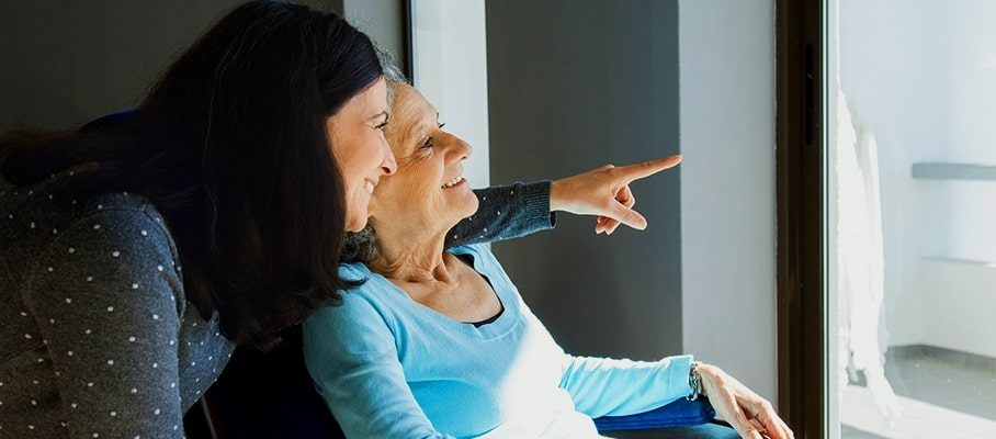 Caring for your Elderly loved one at Home