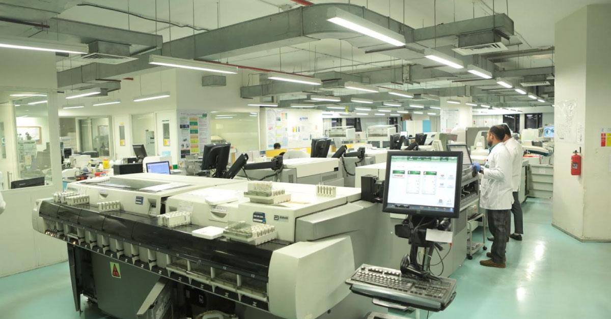 delhi lab